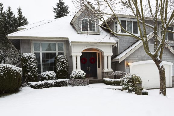 Winterizing Your Vacant Home